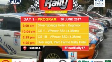 Day 1 - Program Busika POAUR 2017