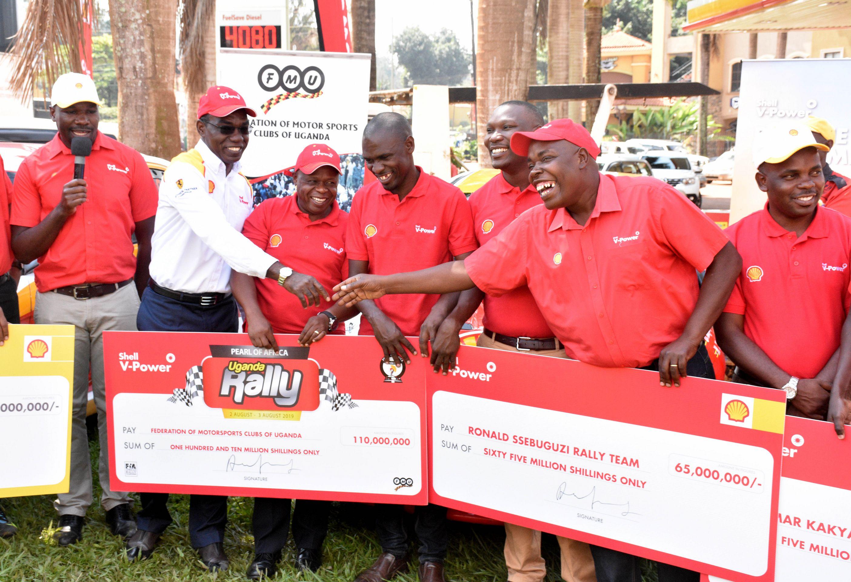 Federation of Motorsport Clubs of Uganda (FMU) - Motorsport