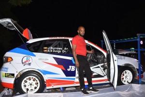 John Burrows Lumu unveils his Subaru N14