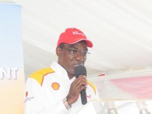 Gilbert Assi, MD Vivo Energy. Shell V-Power Brand