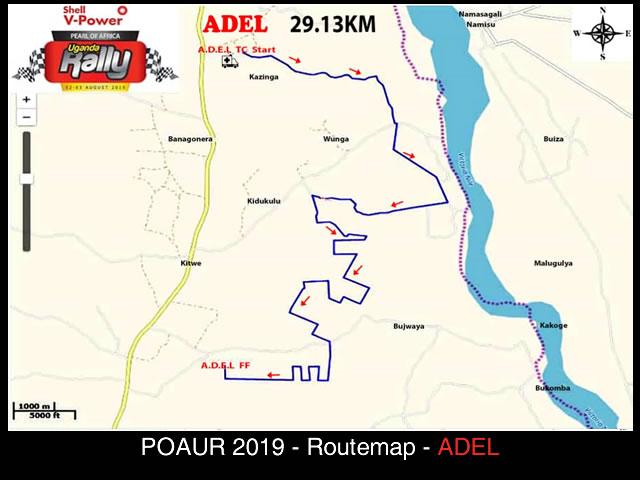 ADEL POAUR 2019 Map